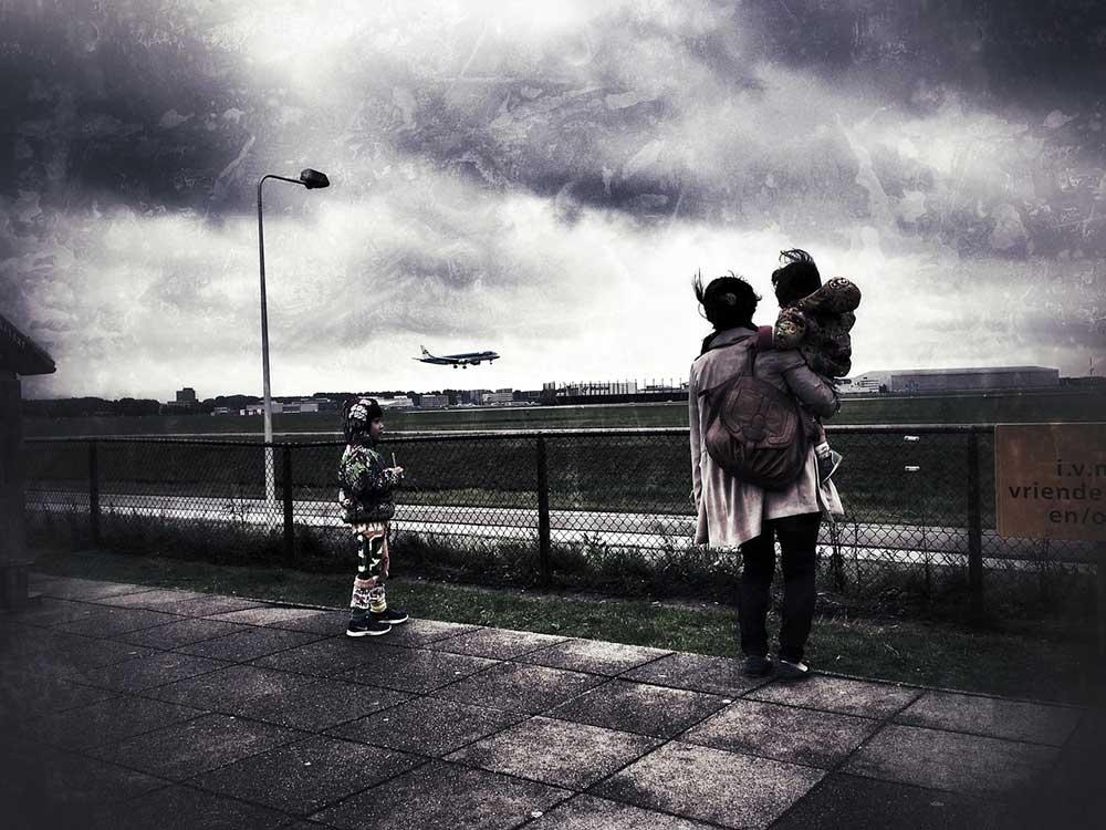 дети и аэропорт