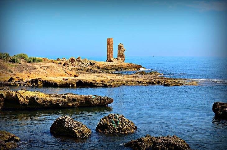 Город Махдия, Тунис