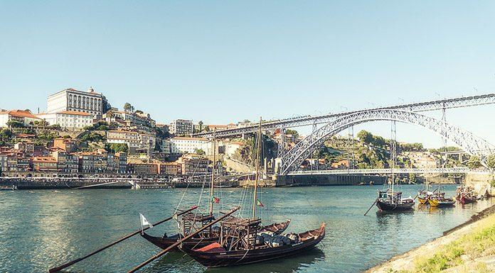 Сколько лететь до Португалии