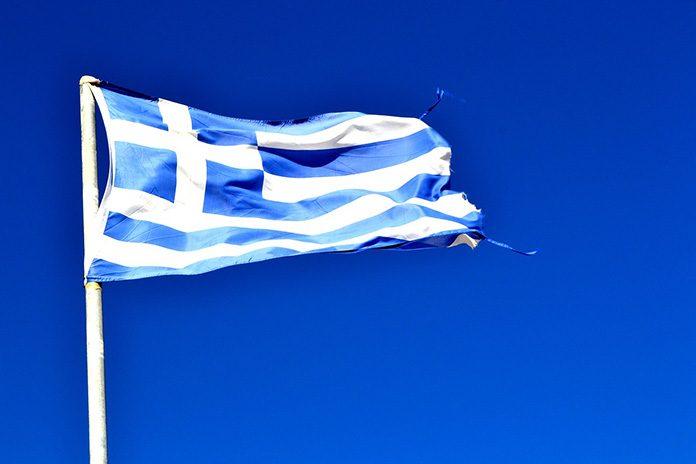 Что означает флаг Греции